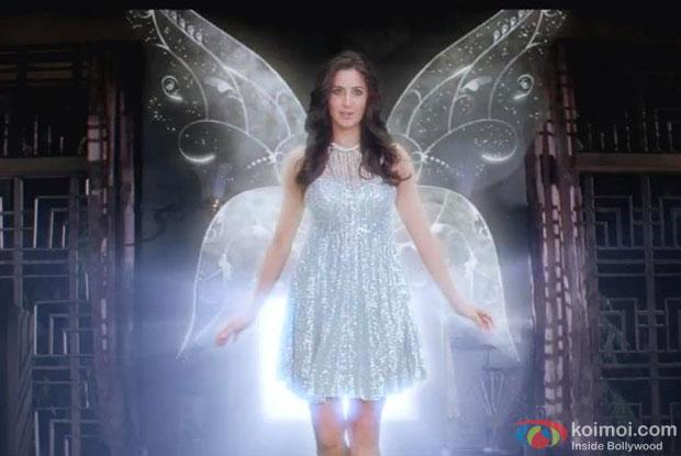 Katrina Kaif in a still from movie 'Bombay Talkies'
