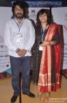Vivek Agnihotri and Pallavi Joshi at day 3 of 16th Mumbai Film Festival (MAMI)