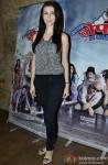 Claudia Ciesla during the special screening of movie 'Ekkes Toppon Ki Salaami'
