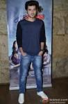 Divyendu Sharma during the special screening of movie 'Ekkes Toppon Ki Salaami'