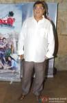 David Dhawan during the special screening of movie 'Ekkes Toppon Ki Salaami'