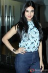 Sonal Chauhan during the special screening of 'Sonali Cable'