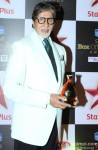 Amitabh Bachchan during Star Plus Box Office India Awards