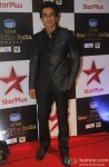 sonu Sood during Star Plus Box Office India Awards