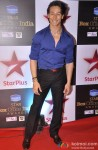 Tiger Shroff during Star Plus Box Office India Awards