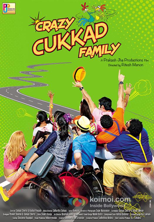 crazy cukkad family movie