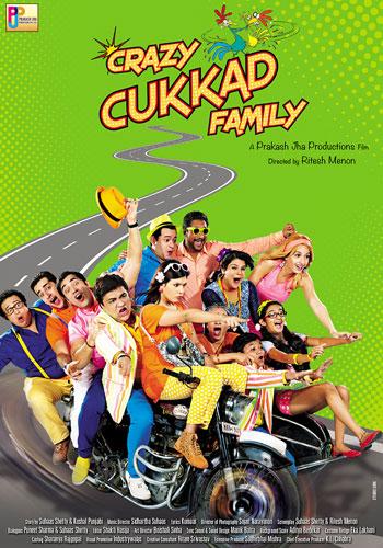 Crazy Cukkad Family