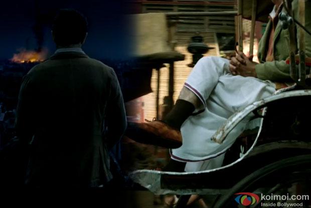 Sushant Singh Rajput in a still from movie 'Detective Byomkesh Bakshi'