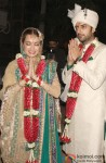 Dia Mirza Weds Sahil Sangha In Delhi Pic 3
