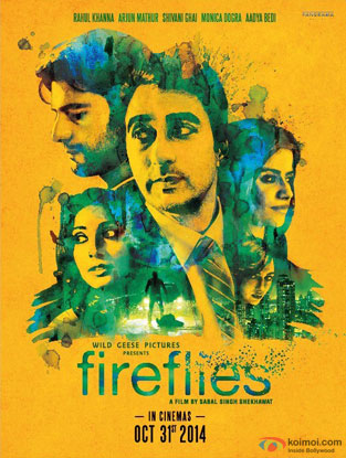 Fireflies Movie Poster