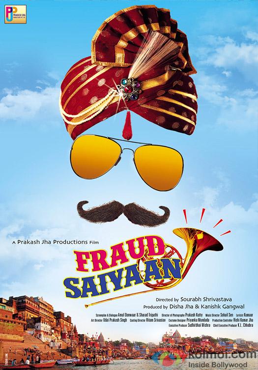 'Fraud Saiyaan' Movie Poster