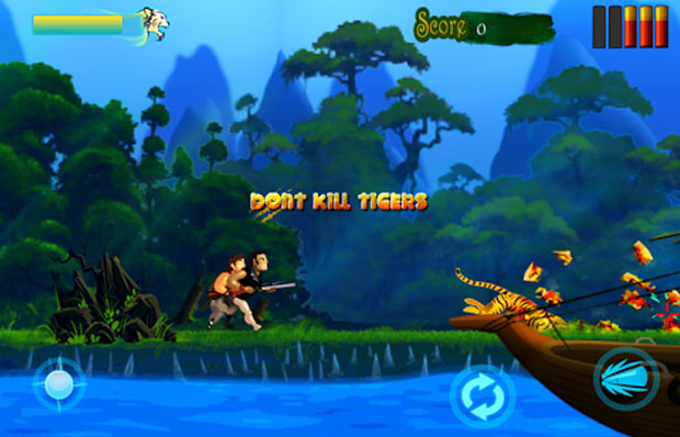 Roar - Film 2014 Official Game
