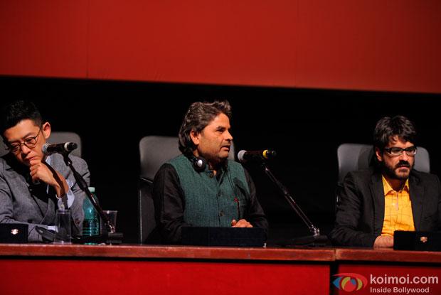 Vishal Bhardwaj At Rome Film Festival