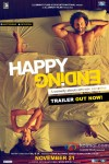 Saif Ali Khan, Ileana D'Cruz, Govinda, Ranvir Shorey and Kalki Koechlin starrer Happy Ending Movie Poster 1