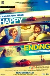 Saif Ali Khan, Ileana D'Cruz, Govinda, Ranvir Shorey and Kalki Koechlin starrer Happy Ending Movie Poster 3