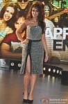 Ileana D'Cruz during the music launch of movie 'Happy Ending'