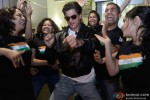 Shah Rukh Khan at Google and Twitter Headquarters Pic 1