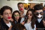 Shah Rukh Khan, Farah Khan, Boman Irani, Deepika Padukone and Abhishek Bachchan at Google and Twitter Headquarters