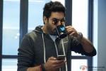 Abhishek Bachchan at Google and Twitter Headquarters Pic 1