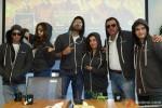 Shah Rukh Khan, Deepika Padukone, Abhishek Bachchan, Farah Khan, Boman Irani and Vivaan Shah at Google and Twitter Headquarters