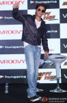 Shah Rukh Khan during the launch of Happy New Year Game Pic 1