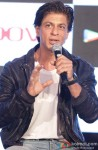 Shah Rukh Khan during the launch of Happy New Year Game Pic 2
