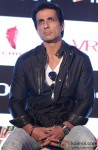 Sonu Sood during the launch of Happy New Year Game