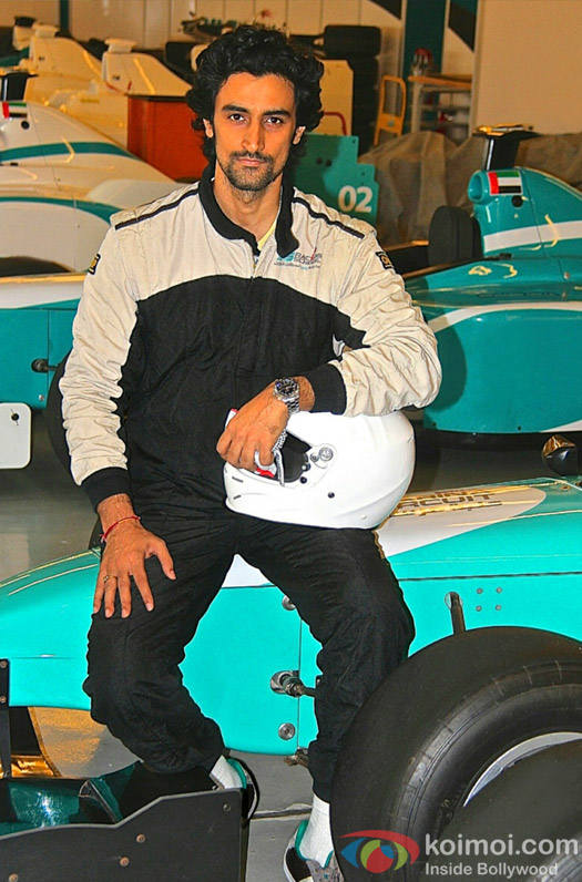 Kunal Kapoor's Passion For Racing Takes Him To Abu Dhabi