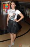Huma Qureshi during the launch of new punjabi single 'Mitti Di Khushboo'