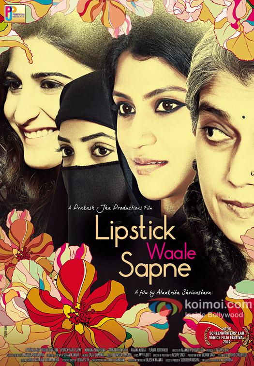 'Lipstick Waale Sapne'  Movie Poster