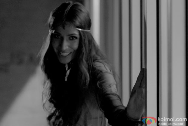 Moncia Dogra' in a still from 'Good Thing' Sound Track