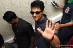 Randeep Hooda during the promotion of movie 'Rang Rasiya' in Kolkata Pic 2