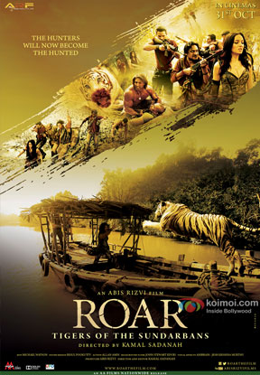 Roar Movie Poster