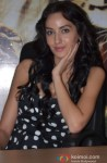 Naura Fatehi during the promotion of movie 'Roar' in Ghaziabad Pic 2