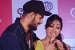 Sidharth Malhotra and Yami Gautam At Cornetto Event Pic 1