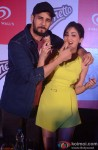 Sidharth Malhotra and Yami Gautam At Cornetto Event Pic 2