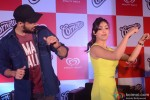 Sidharth Malhotra and Yami Gautam At Cornetto Event Pic 3