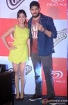 Yami Gautam and Sidharth Malhotra At Cornetto Event