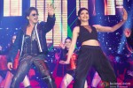 Shah Rukh Khan and Deepika Padukone performed SLAM! The Tour in London Pic 1