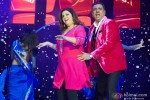 Farah Khan and Boman Irani performed SLAM! The Tour in London