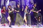 Madhuri Dixit, Shah Rukh Khan, Deepika Padukone, Malaika Arora Khan and Abhishek Bachchan performed SLAM! The Tour in London