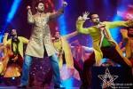 Abhishek Bachchan performed SLAM! The Tour at San Jose Pic 2