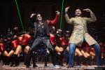 Shah Rukh Khan and Abhishek Bachchan performed SLAM! The Tour at San Jose Pic 1