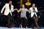 Boman Irani, Farah Khan and Vivaan Shah performed SLAM! The Tour at San Jose