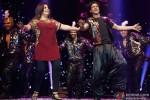 Farah Khan and Shah Rukh Khan performed SLAM! The Tour at San Jose