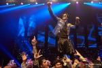 Shah Rukh Khan performed SLAM! The Tour at San Jose Pic 10
