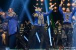 Boman Irani, Abhishek Bachchan and Shah Rukh Khan performed SLAM! The Tour at San Jose