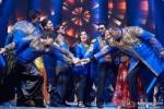 Vivvan Shah, Sonu Sood, Deepika Padukone, Shah Rukh Khan, Farah Khan, Abhishek Bachchan, Malaika Arora Khan and Boman Irani performed SLAM! The Tour at Vancouver