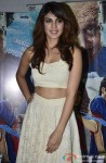 Rhea Chakraborty during the interaction session with the media