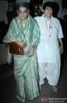 Lalita Lajmi and Kalpana Lajmi durng the special screening of 'Sonali Cable'